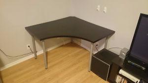 Adils corner desk ikea linnmon pictures picturesboss