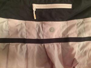 Lulu lemon skirt - size 4