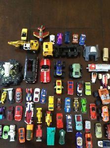 Matchbox,Hot Wheels, Toy cars