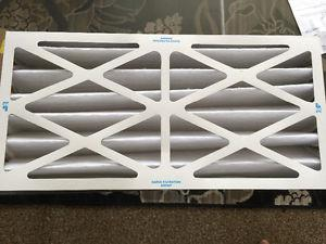 New Air Filters 12 x 24 x 4 Total 6 Filters