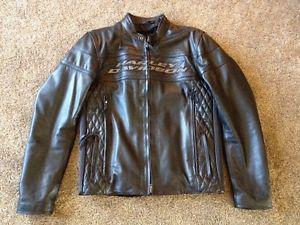 New Leather Harley Coat