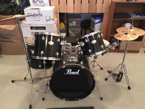 Pearl Target Series Drum Kit