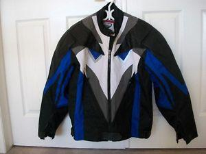 REDUCED Men's Size XL First Gear Motor Cycle Jacket