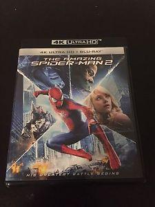 The amazing Spiderman 2 4K
