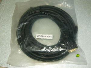 VGA cable with audio - 25 ft (Brand new)