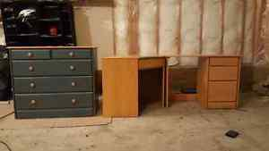 Wanted: Boy Bedroom Funiture 4 pieces