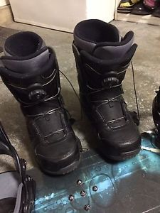 Wanted: K2 snowboard boots w/BOA size 9