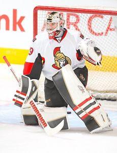 Wanted: Wanted: Ottawa Senators Pro Stock/Return Goalie