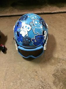 Wanted: Youth snowboarding helmet w/goggles