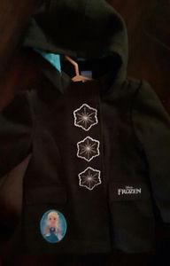 2 Disney frozen jackets..$40 each