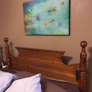 Bedroom Set w/Mattress and Box Spring!