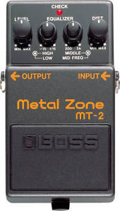 Best rated rock & metal pedal out today.