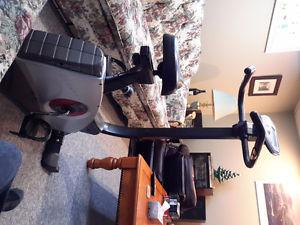 Bladez exercise bike