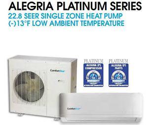 Brand new in box Comfortstar  BTU mini split heat pump