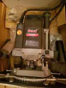 Freud Plunge Router