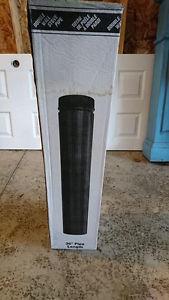 Garrison space heater