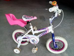 Girls' bicycle