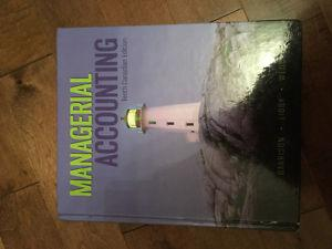 Managerial Accounting 10th edition - DAL + SMU