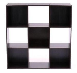 Martha Stewart 9 cube organizer