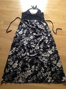 Maternity Dress - formal size large