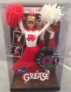 Mattel, Made In  Barbie Doll Pink Label Grease Movie