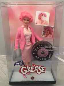 Mattel, Made In  Barbie Pink Label Grease The Movie