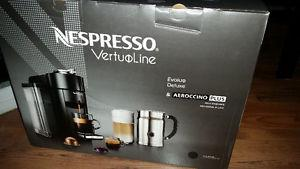 Nespresso VertuoLine Evoluo Deluxe Coffee maker with Frother