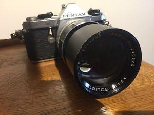 Pentax ME Super 35 mm SLR