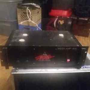 Ross Mega Amp 800