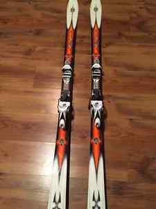 Rossignol Bandit - All Mountain Bandit X - 184cm