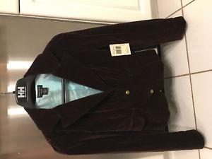 Selling Guess Brown Velvet Blazer