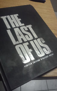 The Last Of Us -Strategy Guide- Limited edition