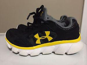 Under Armour boys size 11 sneakers