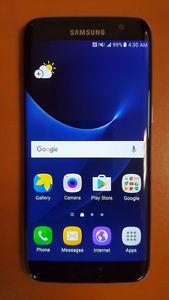 Unlocked Samsung Galaxy S7 Edge (32GB - Black)