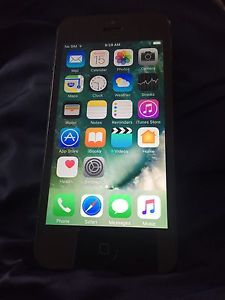 Wanted: Apple IPhone 5 32 gig.