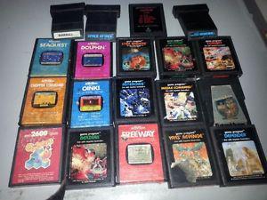 19 Atari Games $  for all