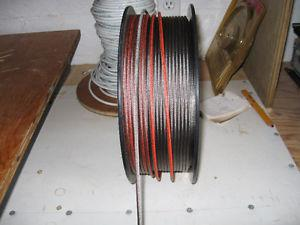 19x7 stainless steel wire rope/cable