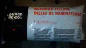 Beanbag Filling 100L. $20/obo.