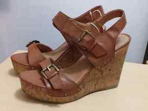 Brand new Mossimo wedges. Size 8