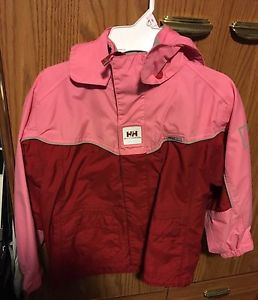 Helly Hansen and North Face jackets