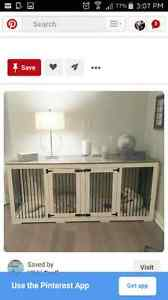 In search of someone to make this kennel