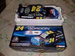 Jeff Gordon Diecast car