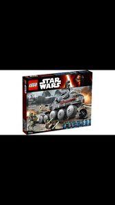 Lego Star Wars clone turbo tanks sets x2