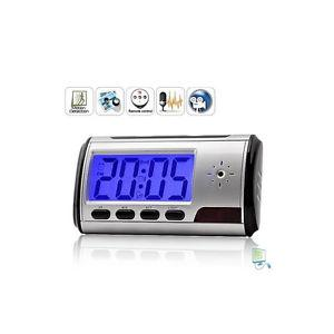 Mini Desk / Travel Clock Camera spy camera edmonton $99