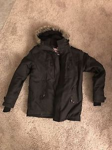 Noize winter jacket size small