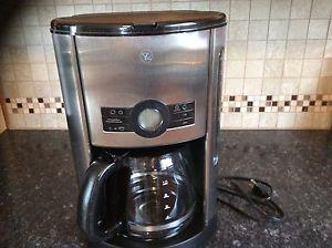 Programable 12 Cup Coffee Maker