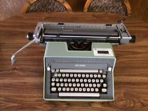 Remington International Typewriter