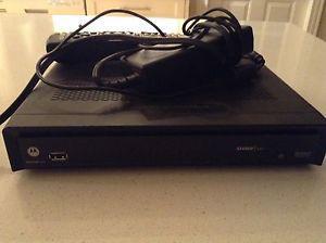 Satellite receiver - Shaw Direct - Motorola DSR 605
