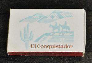 Sheraton El Conquistador Resort and Country Club Matchbox