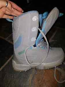 Snowboard boots size 7 $50